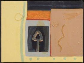 BIDDY BUNZI (BRITISH, B.1952) SCULPTURE INSIDE