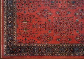 A Turkish Sparta Carpet.