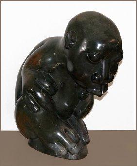 Bernhard Matemera (zimbabwean, 1946-2002) Untitled