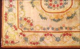 A Kirman Carpet.