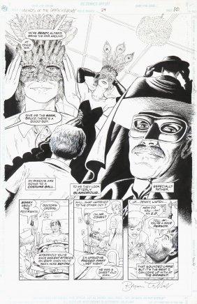 "Talbot Bryan - ""batman: Legends Of The Dark Knight"","