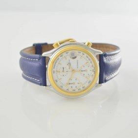 Baume & Mercier Gents Wristwatch With Chronograph