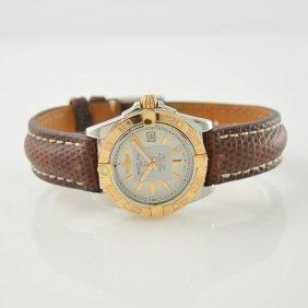 Breitling Chronometer Ladies Wristwatch