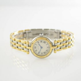 Cartier Ladies Wristwatch Panthere Vendome