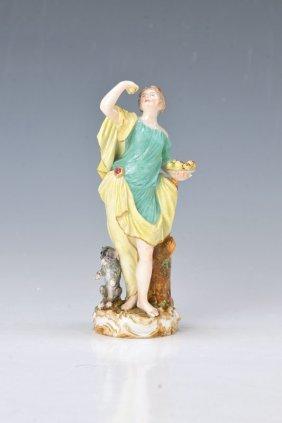 Figurine, Meissen, Around 1780/90