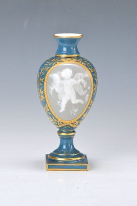 Vase, Meissen, Around 1880/90