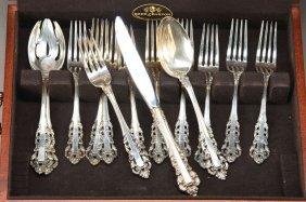 79 Pieces Cutlery For Gorham