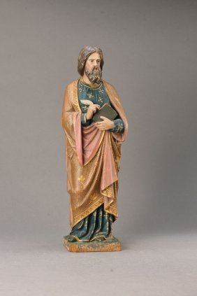 Figure Of A Saint, German