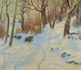 Paul Weimann, Born 1867 Wroclaw