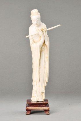 Ivory Carving, China, Around 1920,