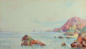Thomas Sidney, English Watercolorist