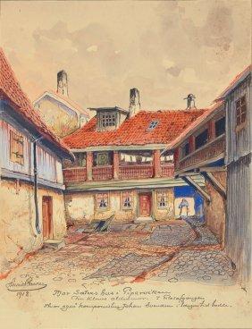 Henrik Becker, 1865-1948