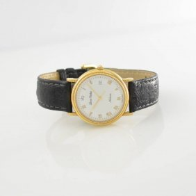 Lucien Rochat Noblesse 18k Yellow Gold Wristwatch