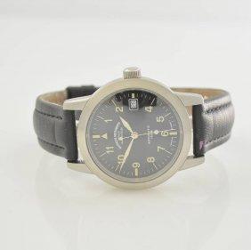 Nautische Instrumente MÜhle Glashutte/sa Wristwatch