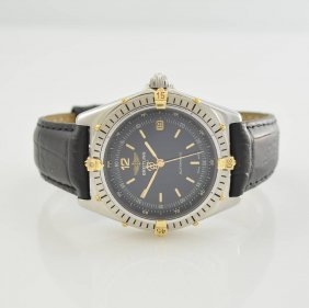 Breitling Self Winding Gents Wristwatch