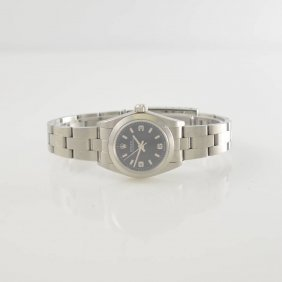 Rolex Ladies Wristwatch Oyster Perpetual
