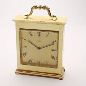 Imhof Table Clock With 8-day Movement