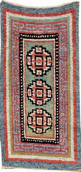 Wangden Drumtze 'meditation-rug',