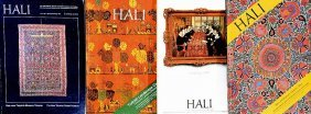 The First 4 'hali' Magazines,