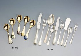 Table Service For 12 Persons