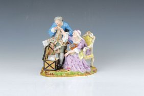 Porcelain Group, Meissen
