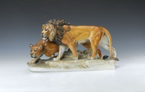 Porcelain Group, Rosenthal