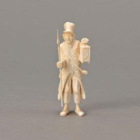 Ivory Carving, German