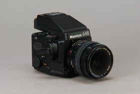 Mamiya M645 Super, 4.5x6