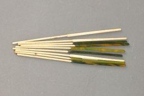 9 Chopsticks, China, Around 1900