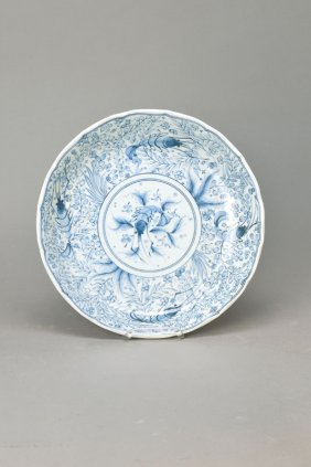 Plate/bowl, Japan, Around 1900