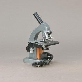 Microscope, Leitz, 1960s