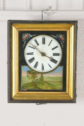 Frame Clock, Black Forest
