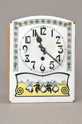 Wall Clock, Gustav Becker