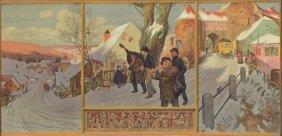 Paul Hey, 1867-1952