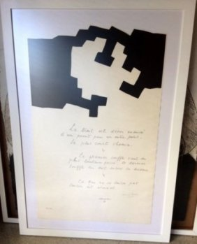 Eduardo Chillida, Placards 1975