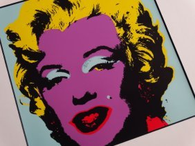 Andy Warhol, 1987 -art Basel