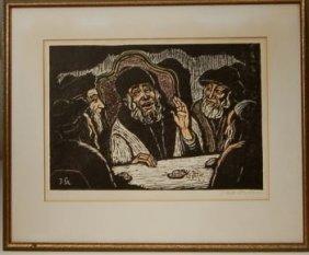 Jakob Steinhardt (german/israeli, 1887-1968)