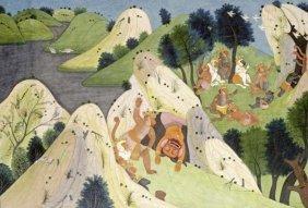 Hindur - Hindur And Some Monkey Princes