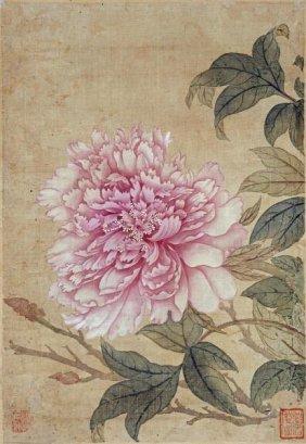 Yun Shouping - Peony
