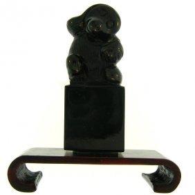 Jade Statuary