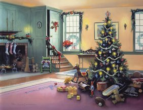 Paul Landry - A Christmas Morning