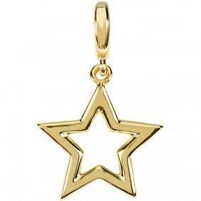 Petite Star Charm