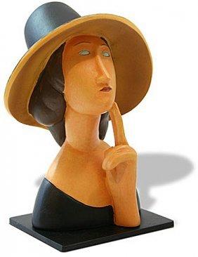 Jeanne Hebuterne (1918) After Modigliani