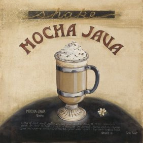 Lisa Audit. Mocha Java