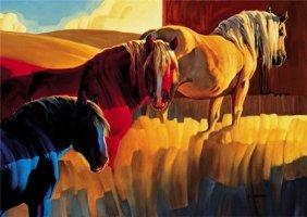 Nancy Glazier - Primary Colors