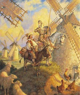 Scott Gustafson - Don Quixote