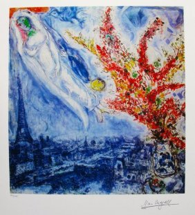Chagall, Marc - Giclees