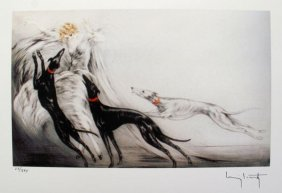 Icart, Louis - Giclee Small