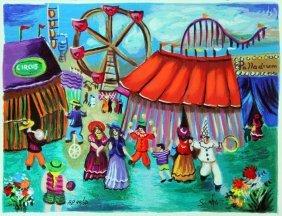 Shlomo Alter - At The Circus