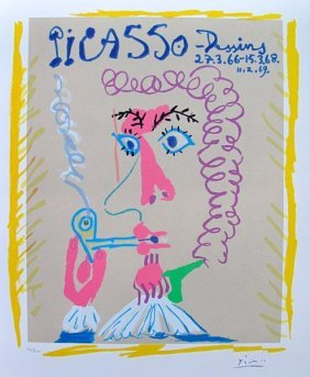 Picasso - Lithographs